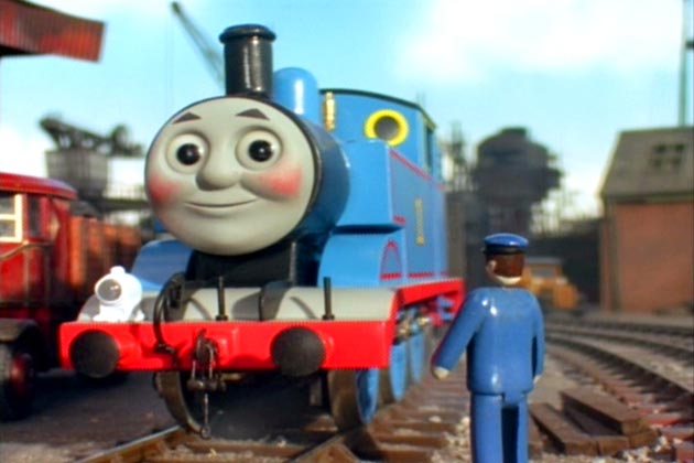 Following are some examples of Thomas' facial expressions taken from ...
