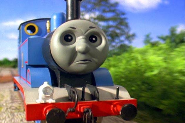 Thomas The Train Face Thomas The Train Face