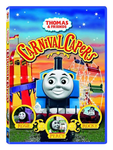 carnival capers dvd thomas the tank engine videos