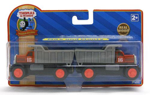 Max Monty The Dump Trucks