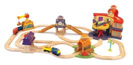 All Around Chuggington Set - Chuggington Wooden Railway