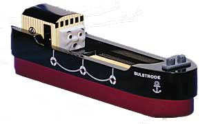 Bulstrode the Barge