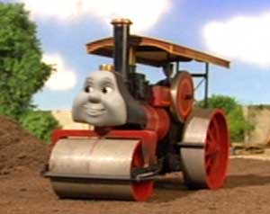 Buster the Steamroller