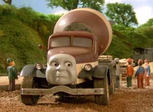 Patrick the Cement Mixer