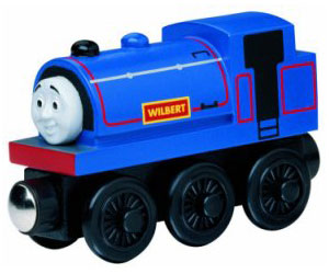 Wilbert Thomas The Train Friends Engine Character Guide