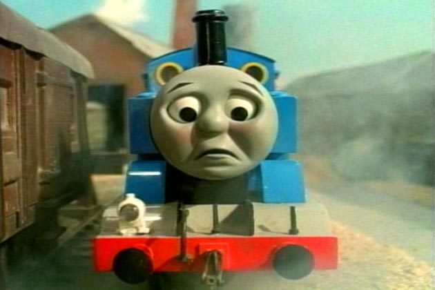 Thomas the Train and Autism - Many Faces of Thomas
